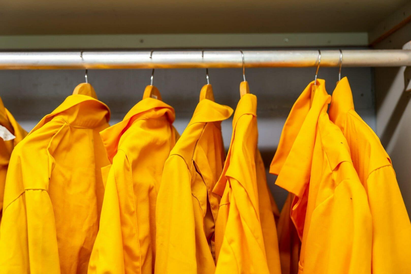 Évitez les contaminations croisées en utilisant un système de couleurs